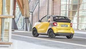 2017 Smart Fortwo Cabriolet Picture   36   Reviews  News