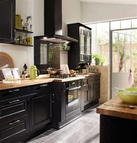 porte cuill e de cuisine 17 meilleures idées à propos de cuisines noires sur