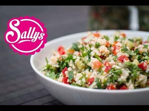 orientalischer couscous salat veganes rezept youtube