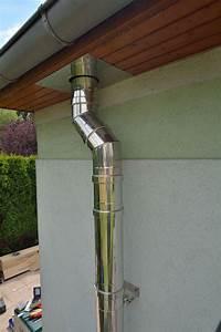 Conduit Cheminée Inox : conduit cheminee exterieur inox dimensions with conduit ~ Edinachiropracticcenter.com Idées de Décoration