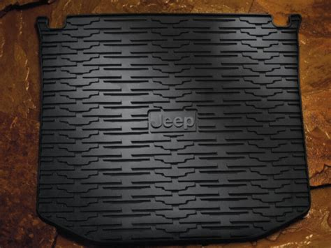 2017 Oem Jeep Grand Cherokee Cargo Area Mat