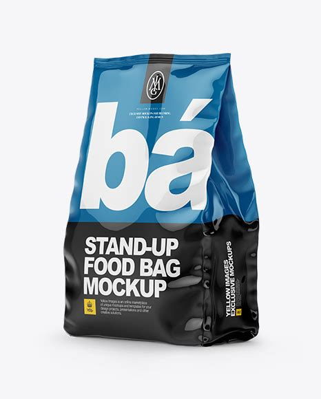 World's best curated collection of mockups for designers. Download Psd Mockup Bag Cat Litter Coffee Bag Dog Food Bag ...