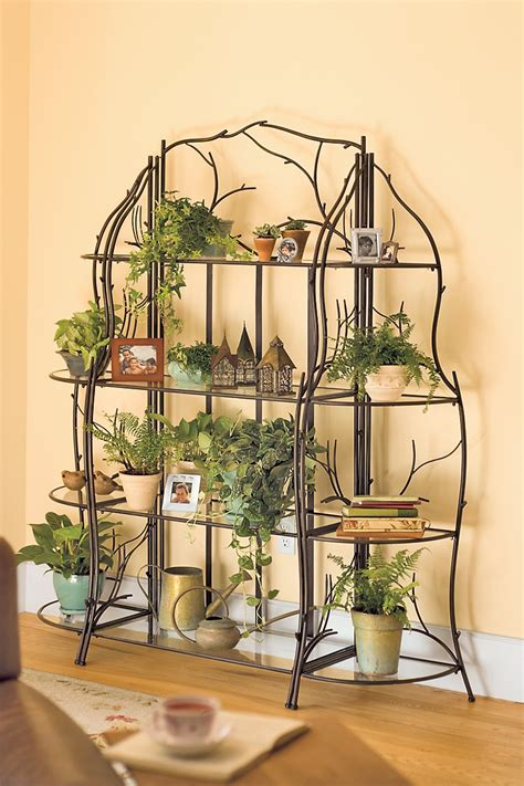 ideas  including indoor plant shelves   homes