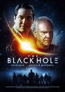 THE BLACK HOLE starring Malcom McDowell, Action, Sci-Fi ...