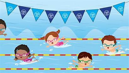 Swim Lessons Class Club Level Pool Swimming