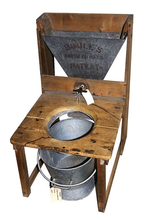Water Closet History by Henry Moule