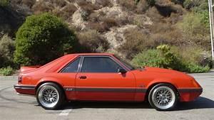 1986 Ford Mustang GT | Mecum Anaheim 2012 | T190