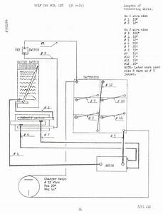 36 Volt Ez-go Wiring Diagram For Batteries