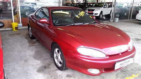 1998 Hyundai Tiburon by 1998 Hyundai Tiburon Fx 2 0 For Sale On Www Autodealer