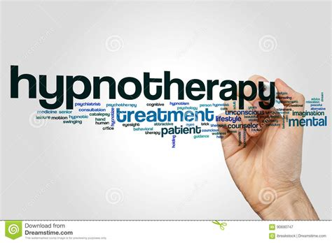 Hypnotherapy Stock Photos