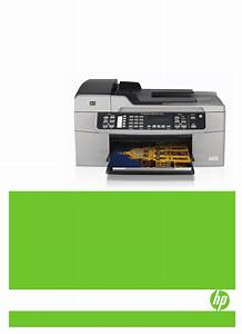Hp Officejet J5780 All-in-one Printer User U0026 39 S Manual