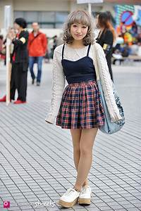 FASHION JAPAN Akina (ShibuyaTokyoShimaAmerican Apparel)