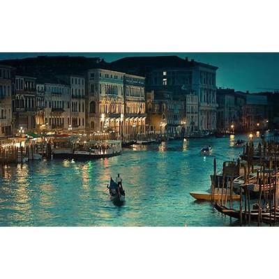 Venice Italy - The Grand Canal PicturesHd Wallpaper