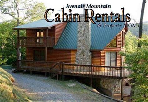 blue ridge mountain cabin rentals avenair cabin rentals