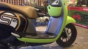 Honda Scoopy I 2015 Auto Pgm