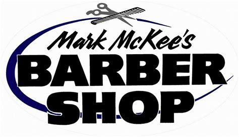 Barber_shop_logo From Mark Mckee's Barbershop In Gasport