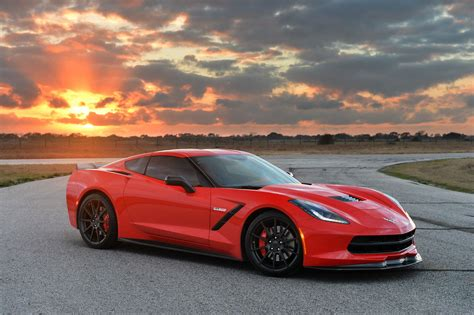 2018 2018 Chevrolet Corvette C7 Stingray Hennessey