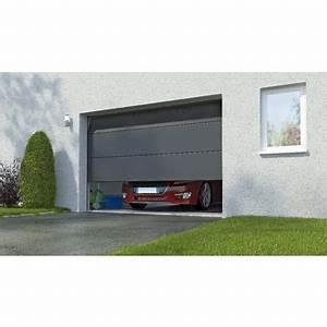 Lapeyre Porte De Garage : porte de garage laterale motoris e lapeyre voiture moto ~ Melissatoandfro.com Idées de Décoration