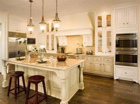 Off White Kitchen Cabinets Ideas — The Decoras Jchansdesigns