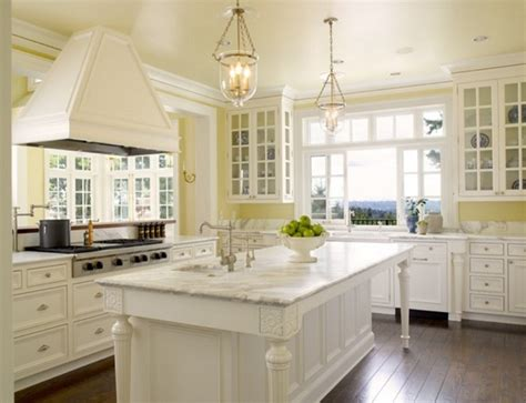 Yellow And White Kitchen Designs, Cabinets, Ideas, Photos Tie Back Curtains Window Treatments Luxury Blackout Bathtub Shower Curtain 100 Inch Long Panels Chevron Nursery Eyelet Rings For Doors With Windows How To Make Lights