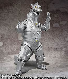North American Release Info for SH MonsterArts Showa ...