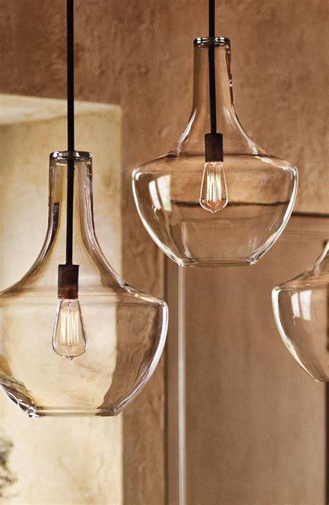 Top 15 Of Paxton Glass 3light Pendants