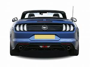 Ford Mustang Convertible 5.0 V8 GT [Custom Pack 3] 2dr Lease Deals - What Car? Leasing