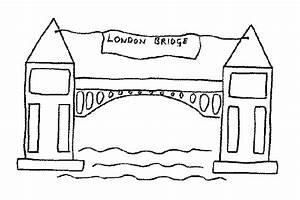 London Bridge Dessin : pont 31 b timents et architecture coloriages imprimer ~ Dode.kayakingforconservation.com Idées de Décoration