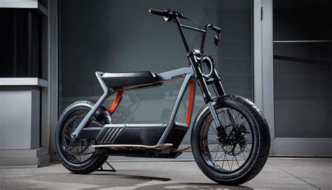 Harley-davidson Zeigt Neue Elektro-protoypen