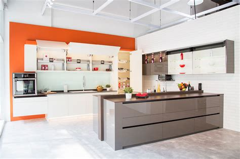 Open Concept Kitchen Ideas - designing the kitchen of the future with häfele lookboxliving