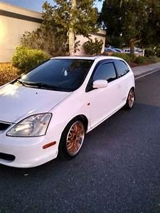 02 Civic Si Hatchback For Sale In La Mesa  Ca