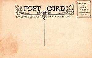 Vintage+Postcard+Back+2.jpg (1600×1018) | printables ...