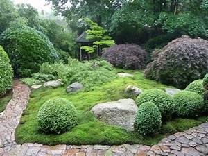 Pflanzen Japanischer Garten : der japanische garten ein wahres kunstwerk ~ Sanjose-hotels-ca.com Haus und Dekorationen
