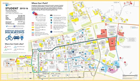 psu parking map 2017 my blog