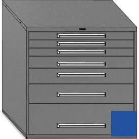 equipto modular drawer cabinets cabinets modular drawer equipto 45 quot wx44 quot h modular