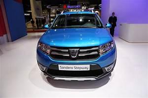 Argus Dacia Logan : mondial 2014 l 39 incontournable dacia sandero stepway l 39 argus ~ Maxctalentgroup.com Avis de Voitures
