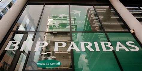 bnp paribas l 39 amende officiellement fixée à 8 8 milliards de dollars