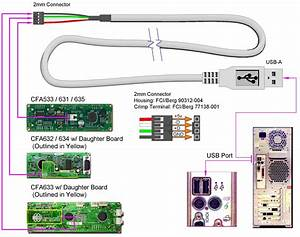 Crimp On Mini Usb Plug Wiring Diagram