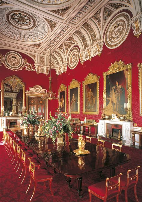 Inside Buckingham Palace | iDesignArch | Interior Design ...