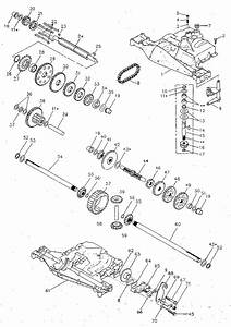 Footedana Foote Transaxle Parts