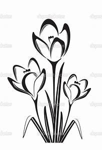 flower black and white drawing - Pesquisa Google ...