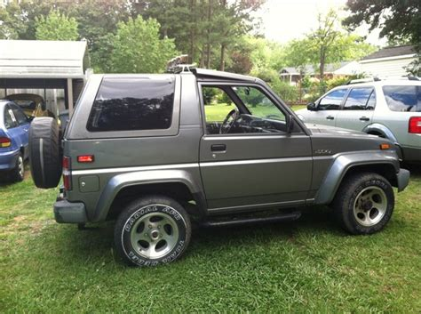 1990 Daihatsu Rocky by 1990 Daihatsu Rocky Photos Informations Articles