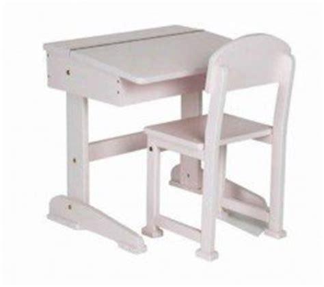 saplings children s desk chair in white co