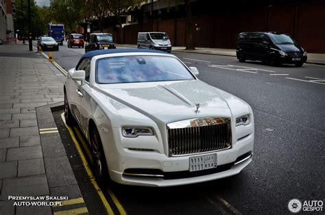 Rolls Royce Dawn 15 November 2018 Autogespot