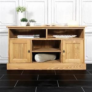Meubles En Bois Massif : made in meubles meuble industriel bois massif meuble ~ Melissatoandfro.com Idées de Décoration