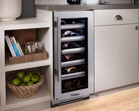 kitchen island with refrigerator undercounter refrigerators the new must in modern 5221
