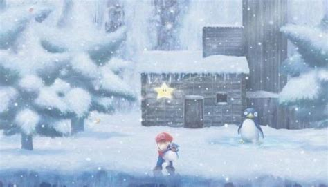 awesome snow areas  video games ng