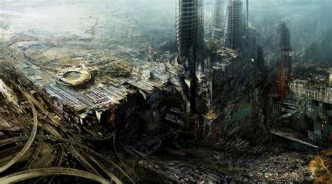 破滅 の 廃墟