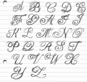 Letras para tatuajes originales y de calidad - Letras para ...