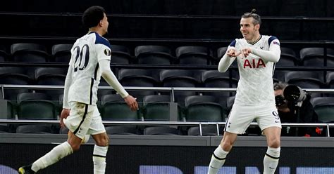 Tottenham 4-0 Wolfsberger AC: Alli, Bale score as Spurs ...